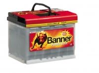 Аккумулятор Banner Power Bull PRO 50 а/ч обратная полярность