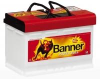 Аккумулятор Banner Power Bull PRO 77 а/ч обратная полярность