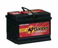 Аккумулятор Banner Power Bull 60 а/ч низкий обратная полярность