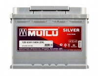 Аккумулятор Mutlu 63 а/ч прямая полярность