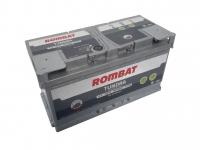 Аккумулятор Rombat Tundrа 110 а/ч обратная полярность