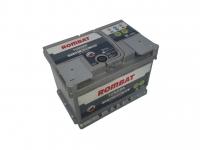 Аккумулятор Rombat Tundrа 50 а/ч низкий обратная полярность