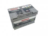 Аккумулятор Rombat Tundrа 70 а/ч низкий обратная полярность