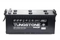 Аккумулятор Tungstone 210 а/ч Евро полярность