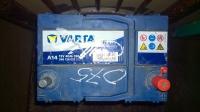 Аккумулятор Varta Asia 40 а/ч обратная полярность