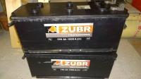 Аккумуляторы ZUBR 190 а/ч б/у
