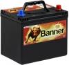 Аккумулятор Banner Power Bull Asia 60 а/ч обратная полярность