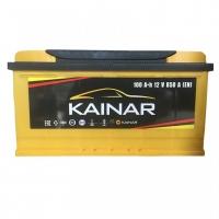 Аккумулятор Kainar 100 а/ч прямая полярность