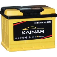 Аккумулятор Kainar 60 а/ч прямая полярность