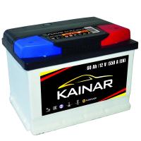 Аккумулятор Kainar 60 а/ч низкий обратная полярность
