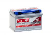 Аккумулятор Mutlu 78 а/ч обратная полярность низкий