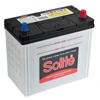Аккумулятор  Solite (65B24) 50 а/ч обратная полярность тонкие и стандарт выводы