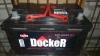 Аккумулятор Docker 66 а/ч прямая полярность