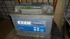 Аккумулятор Exide Premium 64 а/ч прямая полярность б/у