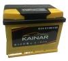 Аккумулятор Kainar 62 а/ч прямая полярность